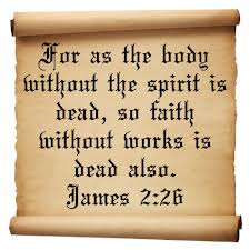 james chapter 2 verse 26