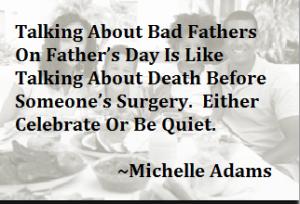 Celebrate Fathers