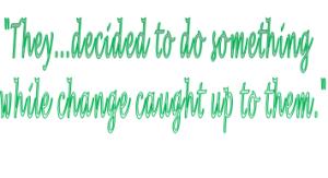 charter school change